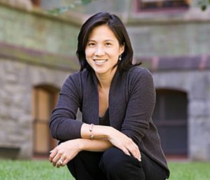 Angela Duckworth researches Grit